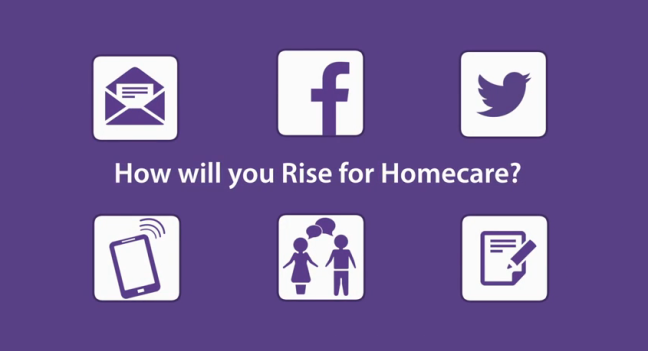 how will you rise for homecare